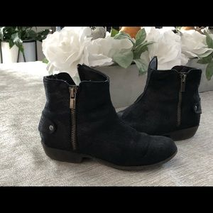Girls ankle booties